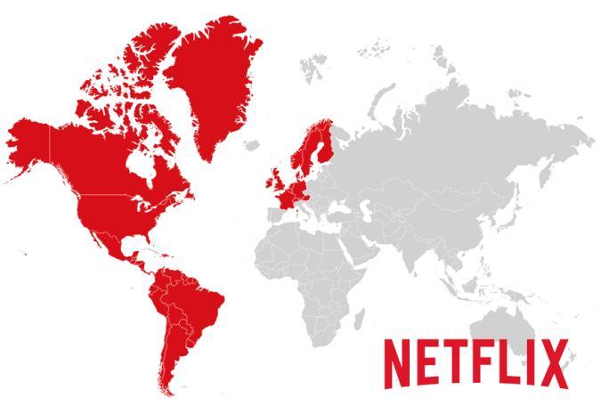 Netflix officially says 'enchanté' to France