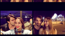 This pic of KSG and wifey Bipasha holidaying in Australia will give you travel goals