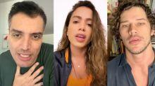 Léo Dias expõe Anitta nos bastidores da separação de José Loreto