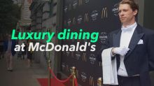Luxury Dining At McDonald's