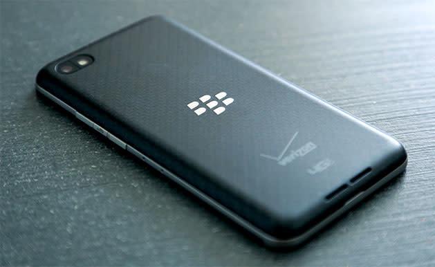 Verizon's BlackBerry 10 phones are finally getting their 10.2.1 updates