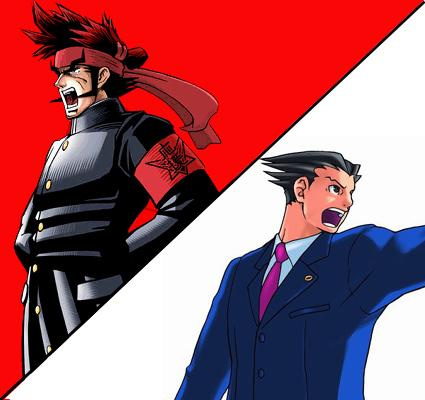 DS Daily: Phoenix Wright or Ouendan?