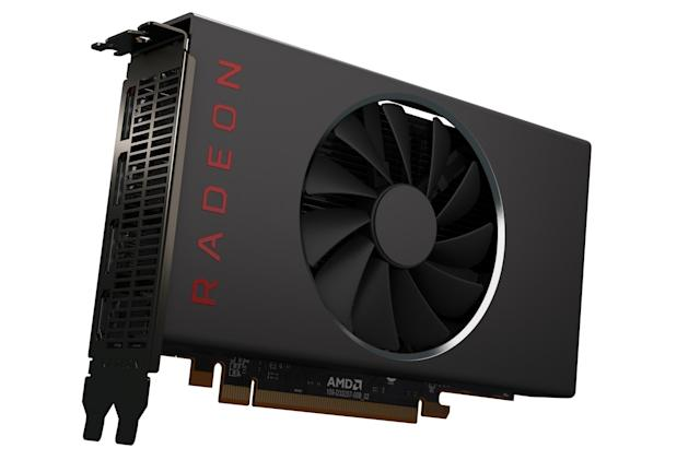 AMD's entry-level Radeon RX 5500 is headed to desktops... and laptops