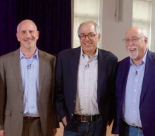 iPhone 10th anniversary: The 'four horsemen of tech' gather to remember