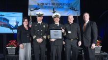 Sikorsky Delivers Two S-70i™ Black Hawk Helicopters to the Los Angeles County Fire Department