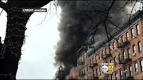 Gas Believed To Have Played A Role In East Village Explosion