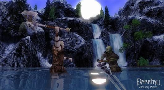 Darkfall adds salvaging, prowess point progression
