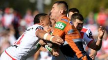 Frizell would be great at Knights: Klemmer
