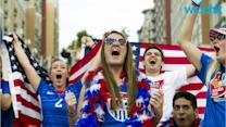 USWNT: 'Pearl Harbor' Barbs Cause Twitter Storm