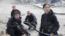 Jennifer Lawrence Doesn't Think She'd Cut it as a Real-Life Katniss