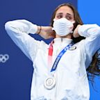 The absurdity of medal ceremony mask-wearing at the Tokyo Olympics