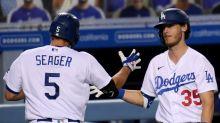 MLB postseason picture: Dodgers win eighth straight NL West title on wild night