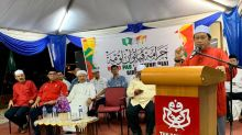 Who will be BN's pick for Tanjung Piai? Find out on Oct 28, says Ahmad Maslan