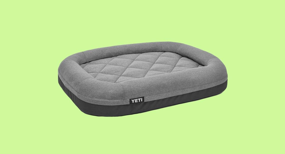 Yeti S New Dog Bed Is As Indestructible As Its Coolers