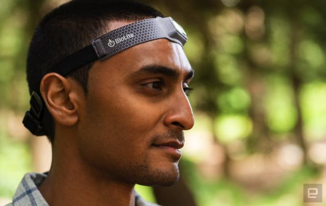 BioLite's HeadLamp 330 is listed at its lowest price yet, $40