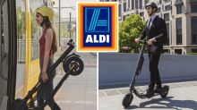 Aldi unveils electric scooters as new online exclusive Special Buys