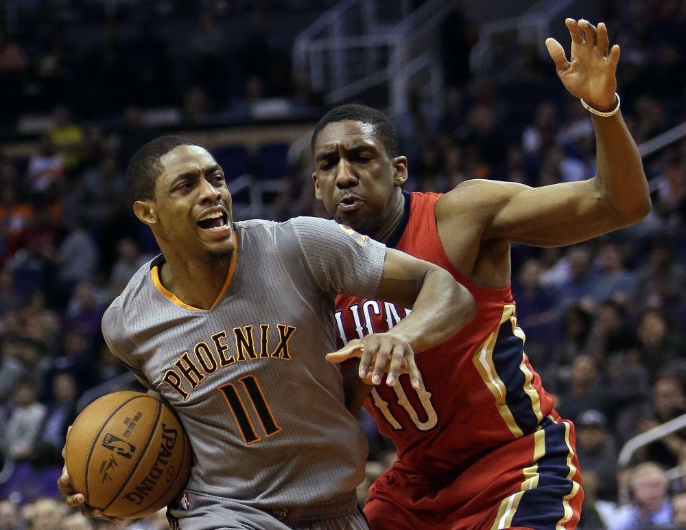 Can Phoenix get an asset for Brandon Knight? (AP)