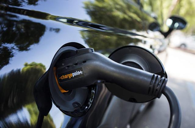 A quick chat with Alexa can start charging your EV