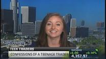 Teen trader: Focus on growth & what's 'hyped up'