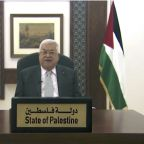 Palestinian leader calls for new peace process in UN speech