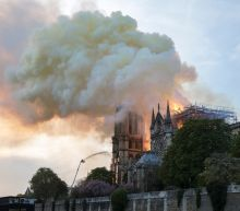 German far right tries to link Notre-Dame fire to anti-Christian 'attacks'