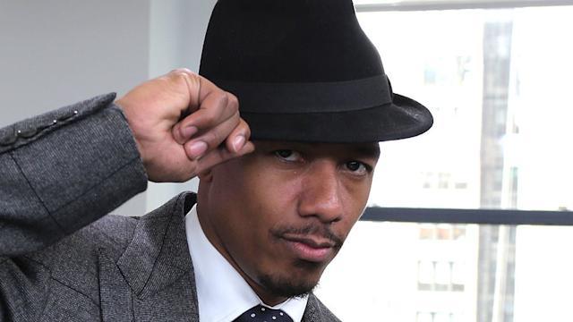 Nick Cannon on