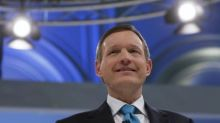 Chinese insurance giant backs ex-Barclays chief's start-up
