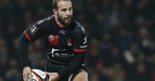 Rugby - Top 14 - LOU - Top 14 (LOU ) : Frédéric Michalak sur le banc face à Castres