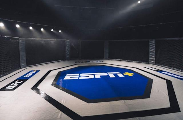UFC pay-per-view events will be available through ESPN+