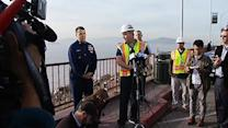"Caltrans: ""The Bay Bridge is safe and open"""