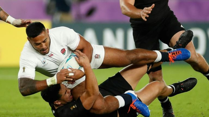 Salsa dancing aiding England centre Tuilagi's recovery