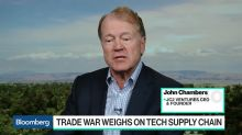 Former Cisco CEO Chambers on Mark Hurd's Leave of Absence, Trade War, IPO Market