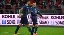 Foot - L1 - Ligue1: l'OM commence par une victoire spectaculaire à Brest