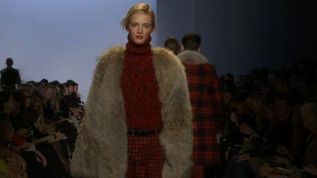 Style.com Fashion Shows - Michael Kors: Fall 2012 Ready-to-Wear