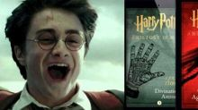 Four new Harry Potter books are about to drop