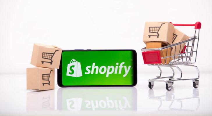 News post image: Investors Should Be Cautiously Optimistic on Shopify Stock
