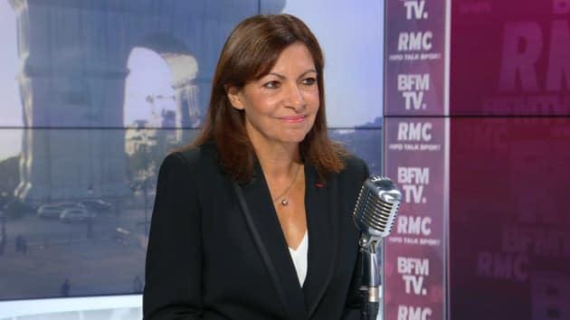 """Anne Hidalgo sur la présidentielle: """"J'irai jusqu'au bout"""""""