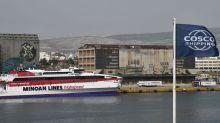 China's Cosco to pump more money into Piraeus development