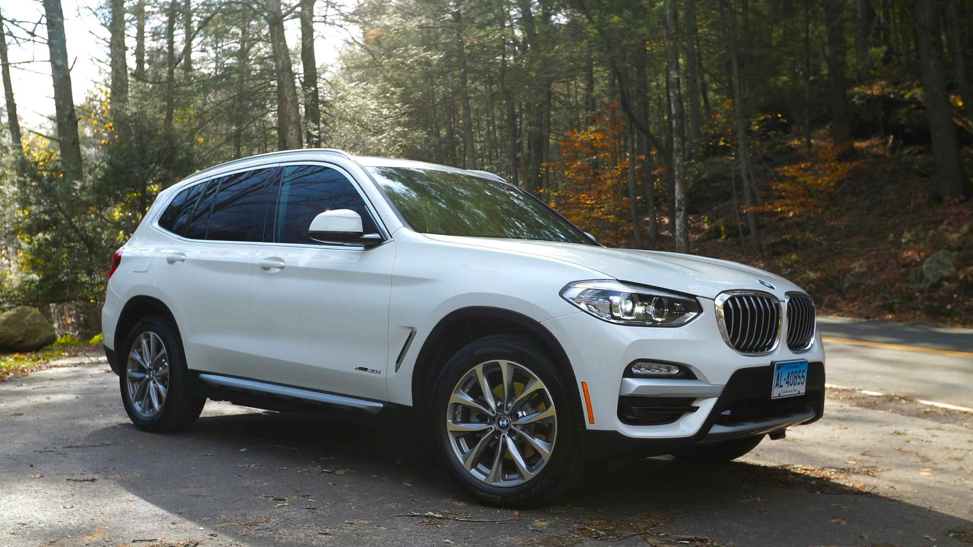 2018 bmw x3 may be among the best luxury compact suvs. Black Bedroom Furniture Sets. Home Design Ideas
