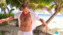 Carlos Lozano visita la isla, ¡y su novia prefiere un chuletón!