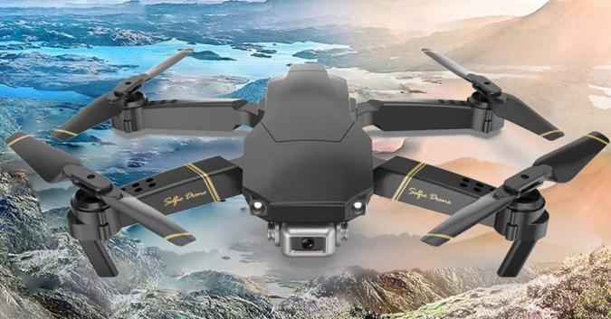 Global Drone 4K Platinum Version
