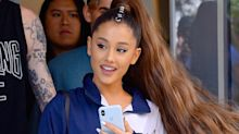 Ariana Grande Had the Best Response to Reports of a $1.5 Million Tattoo-Removal Offer