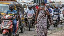 La India rompe el techo diario de COVID-19 mientras su economía cae a pedazos