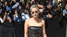 Kristen Stewart Wears An Item Of Clothing That Defies Description