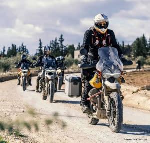 釋放冒險欲?您需要的就是Moto Guzzi「V85TT」!