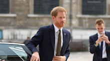 People Are Freaking Out Because Prince Harry Closed His Own Car Door