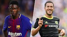 Gossip: Barcelona 'offer' Dembele in deal for Chelsea's Hazard, Man United look at two Bayern stars