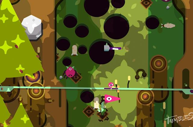 Indie charmer 'TumbleSeed' will arrive on Nintendo Switch May 2nd