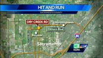 Teens' parents ask for help finding hit-run driver in Rio Linda