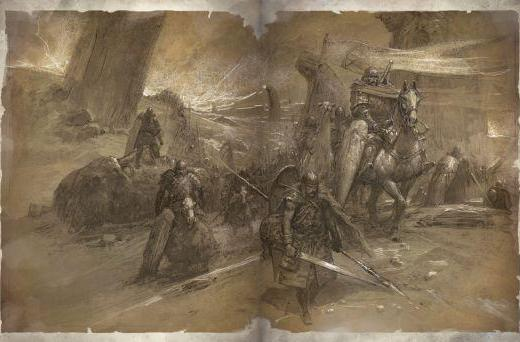 Diablo III dev diary delves into the history of Westmarch